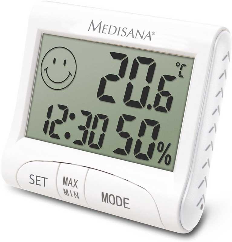Medisana-Digitale-Thermo-Hygrometer