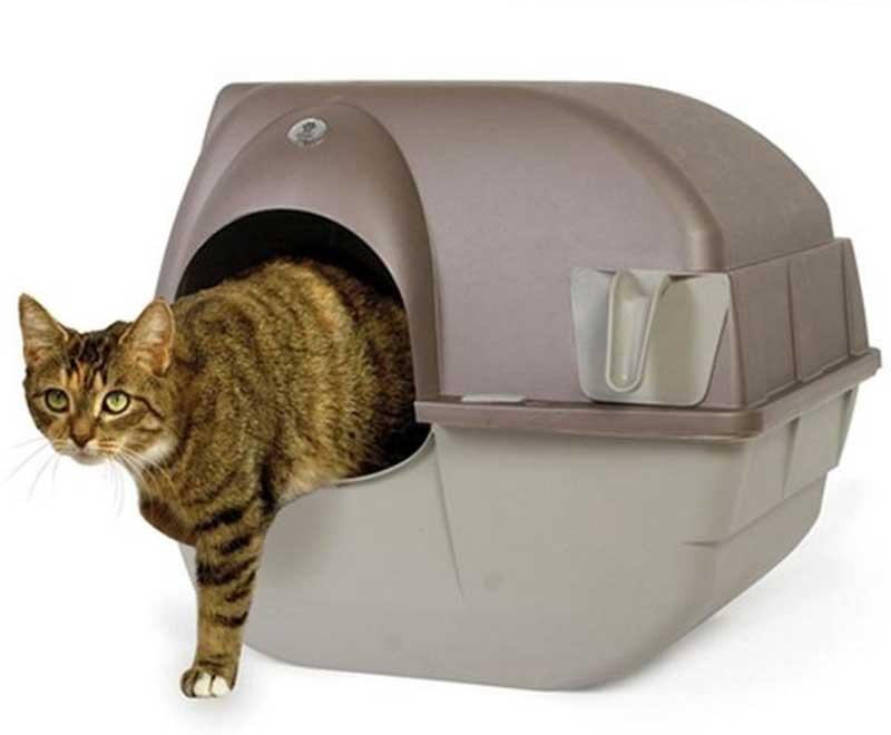 Omega-Paw-Kattenbak