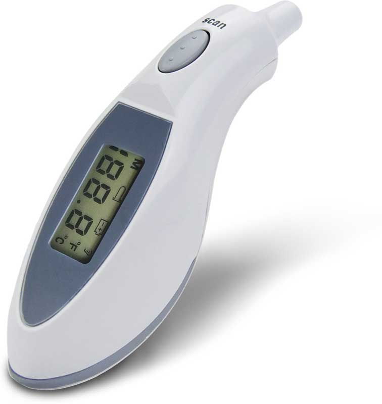 Infrarood-Thermometer-Oor