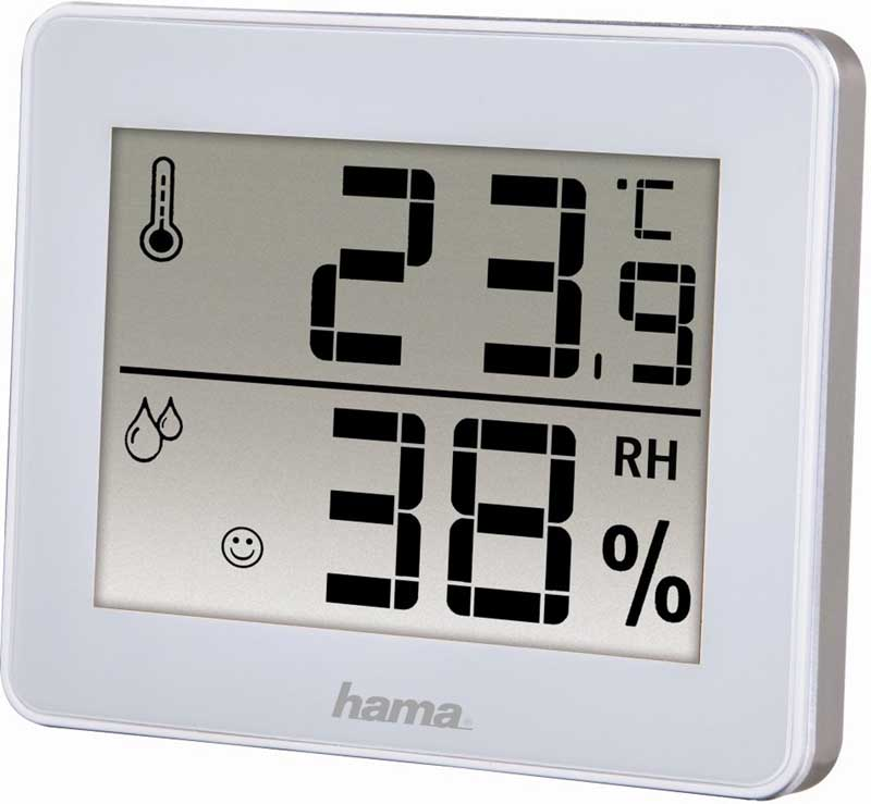 Hama-Thermo-Hygrometer
