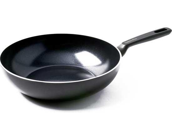 GreenPan Memphis wokpan