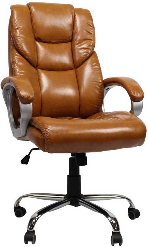 Luxe Leren Bureaustoel.Top 7 Beste Bureaustoel Januari 2020 Knusse Huis