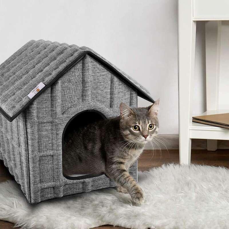 3 Rexa® kattenhuis voor buiten_800